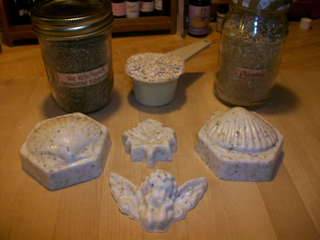 Mermaid's Sea-cret soap
